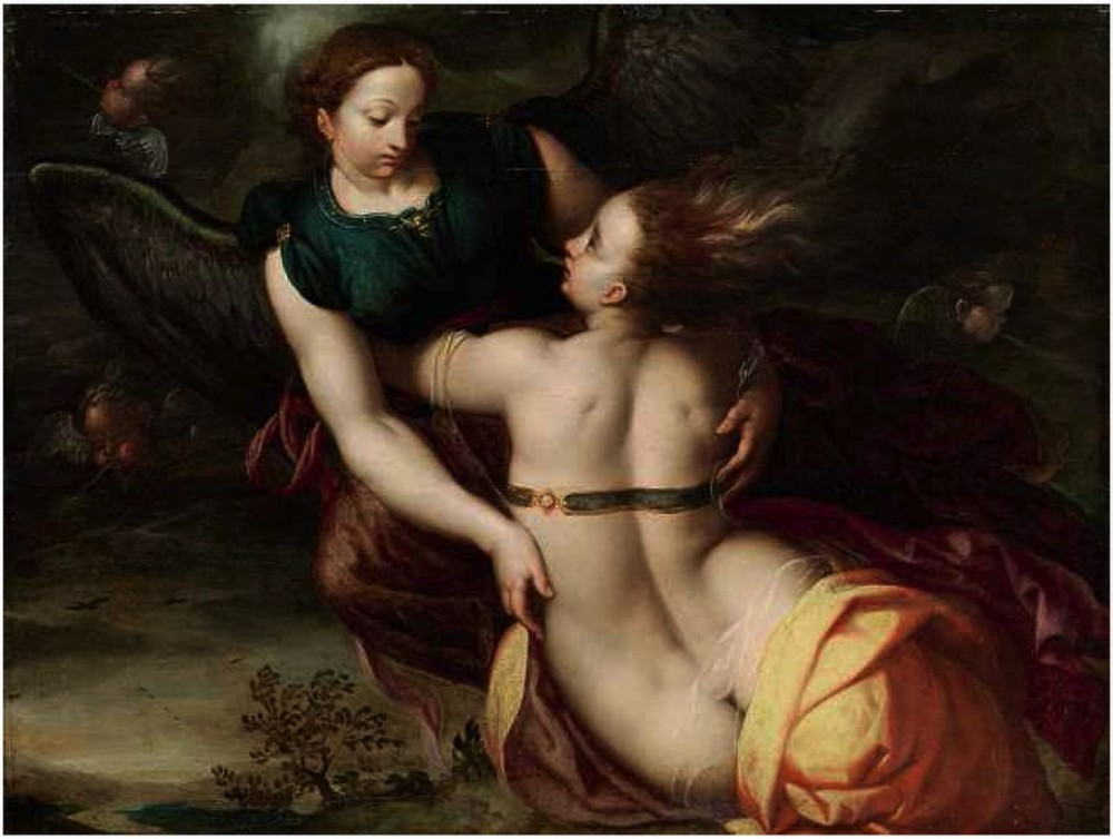 1116px-Jacob_de_Backer_-_The_goddess_Iris_saves_Dido_with_the_help_of_favorable_winds_from_the_sea.jpg