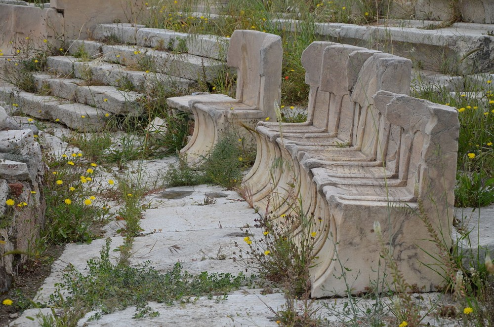 The_Theater_of_Dionysus_on_the_South_Slope_of_the_Acropolis_Athens_Greece_14031455532.jpg