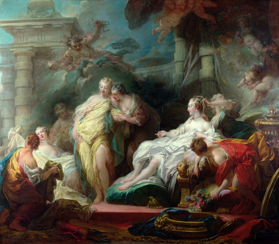 xudozhnik Jean Honore Fragonard 04