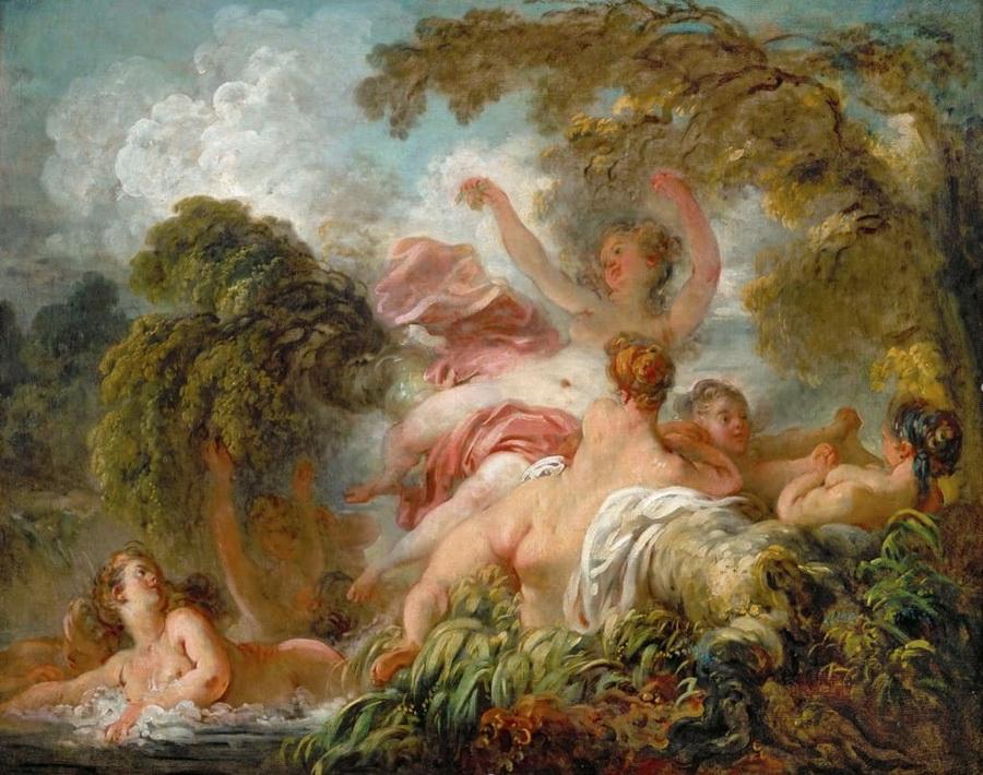 xudozhnik Jean Honore Fragonard 10