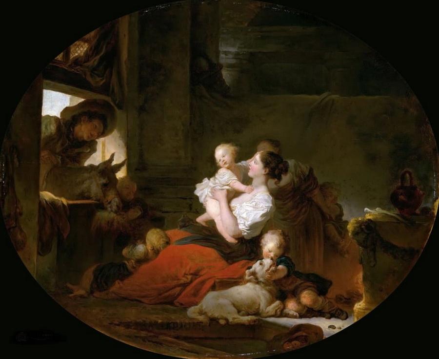 xudozhnik Jean Honore Fragonard 13