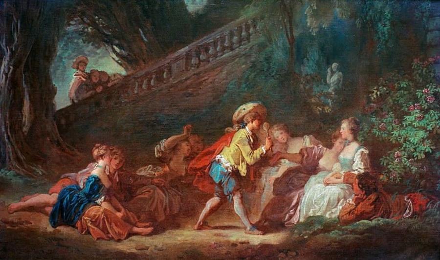xudozhnik Jean Honore Fragonard 16