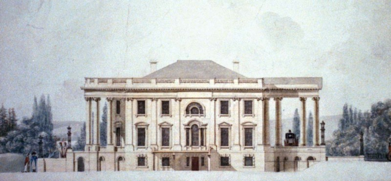 View-elevation-White-House-North-and-South-1807.jpg