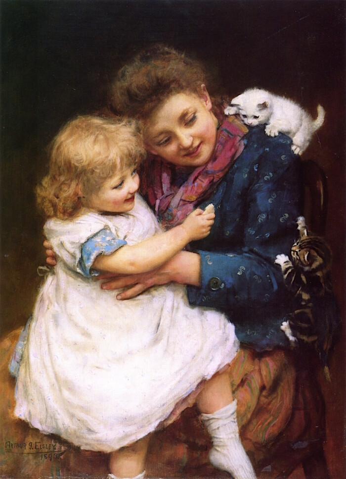 Play-Time-Arthur-John-Elsley-oil-painting.jpg